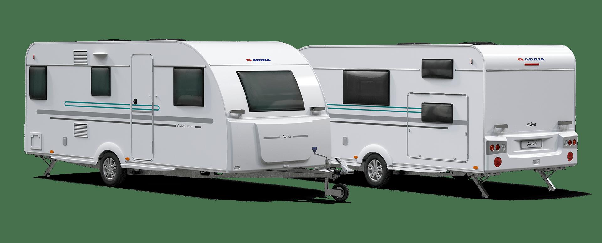 Modelo Caravana Adria Aviva 2019
