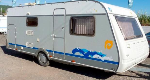 AutoCaravana Lido Capuchina A45 DK